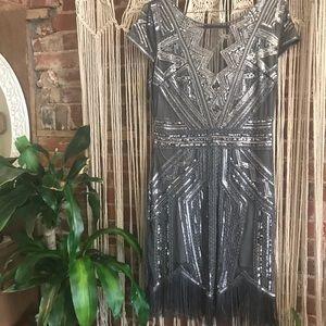 1920s Costume Flapper Dress